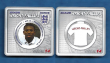 England Shaun Wright-Phillips Manchester City 14 (E)